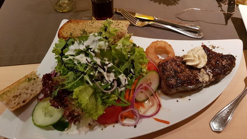Heerlijk eten bij restaurant Sonnenhof Gerlos