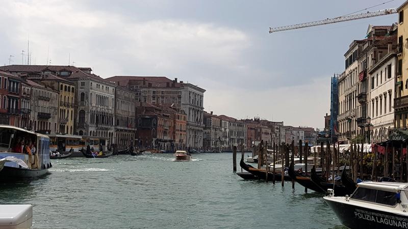 canal grande venetie