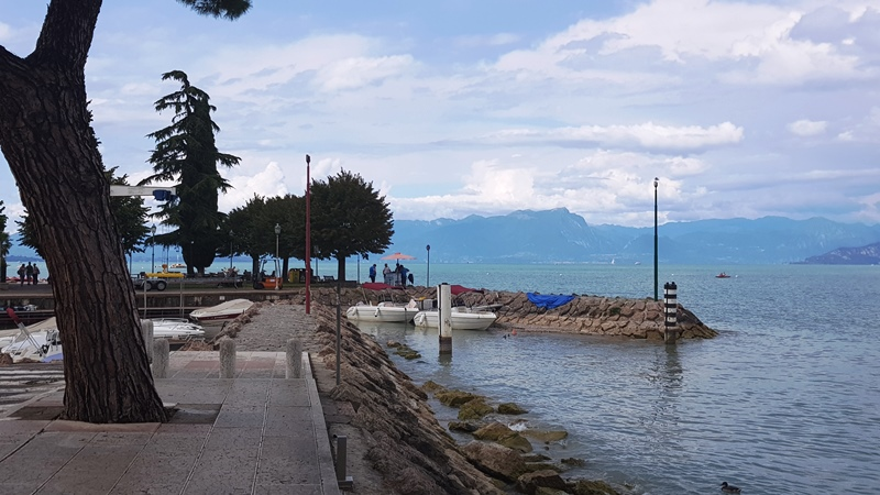 Camping Bella Italia Gardameer
