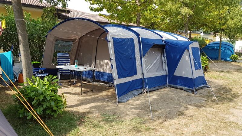 Kampeerplek Camping Bella Italia Gardameer