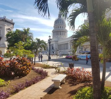 El Capitolio Havana