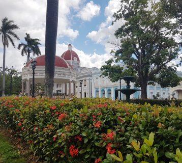 Plein José Martí in Cienfuegos
