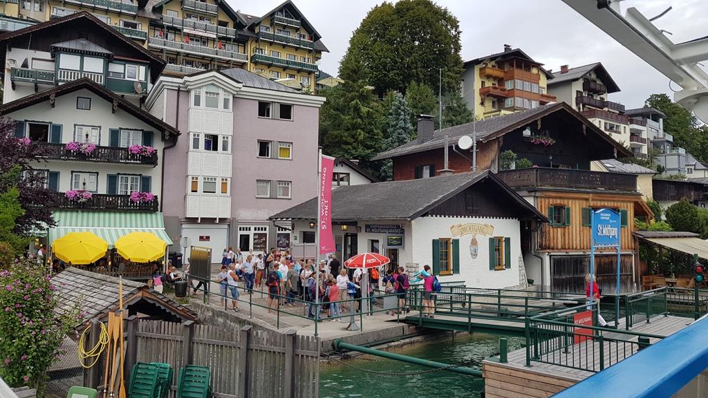 St Wolfgang - Wolfgansee