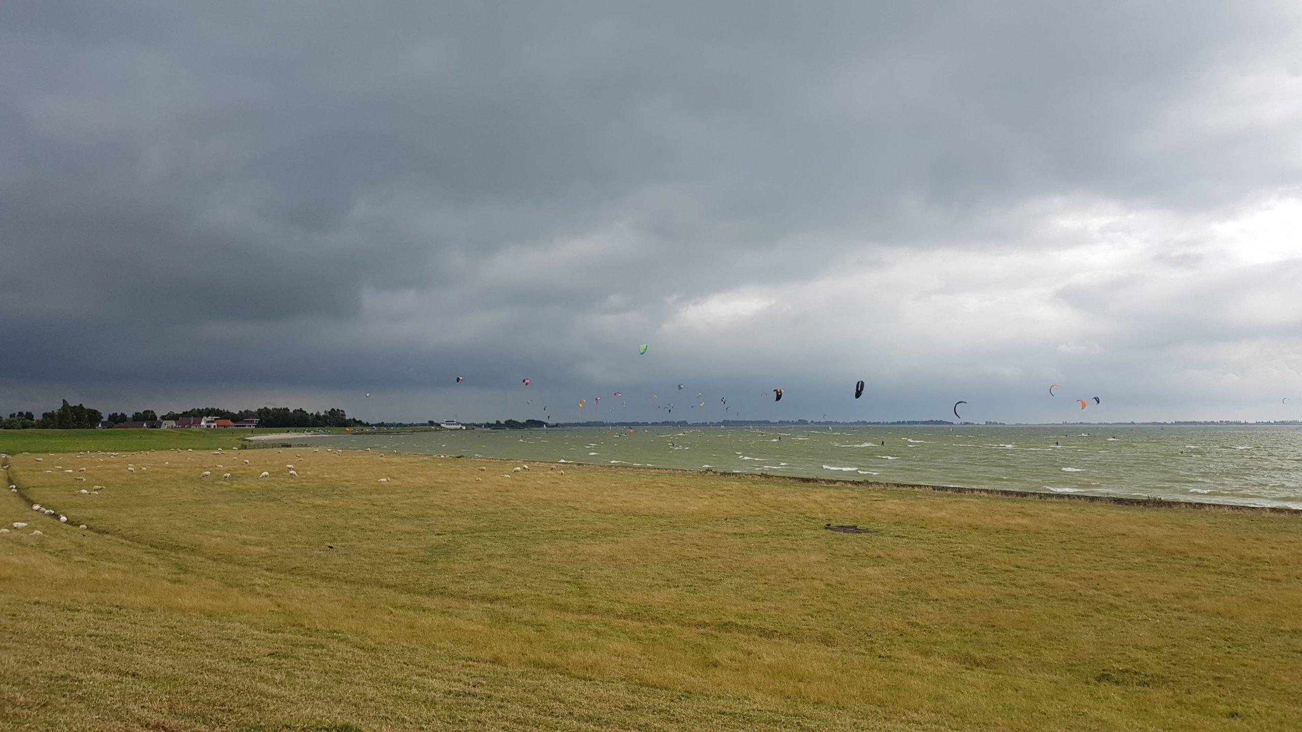 Kitesufers