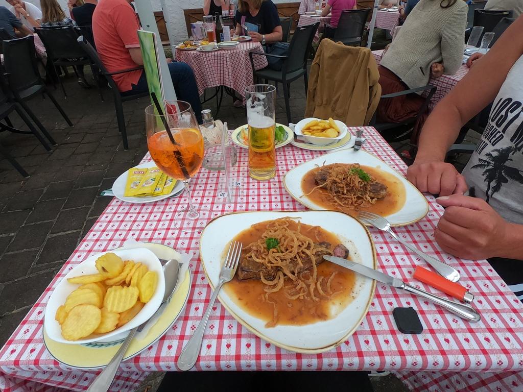 Diner in Strobl - Oostenrijk