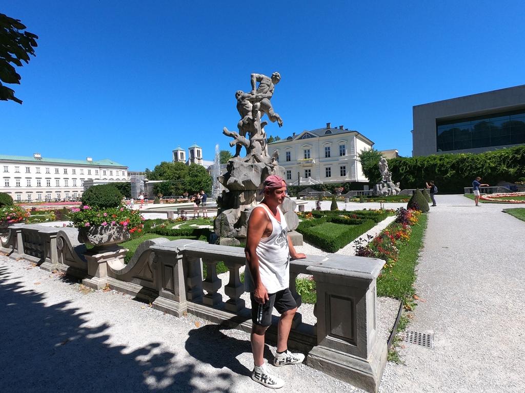 Mirabell Tuinen in Salzburg