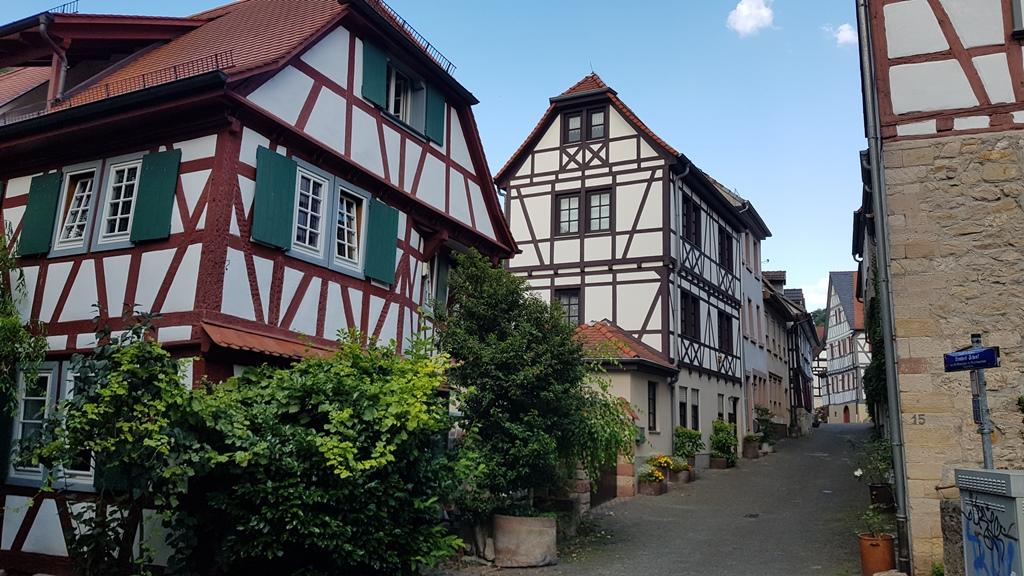Heppenheim Duitsland