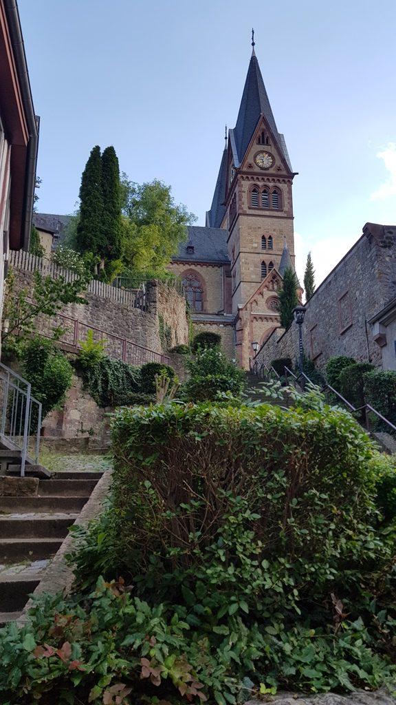 Kerk in Heppenheim