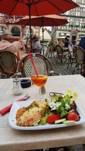 Lekker eten en drinken bij Empanada