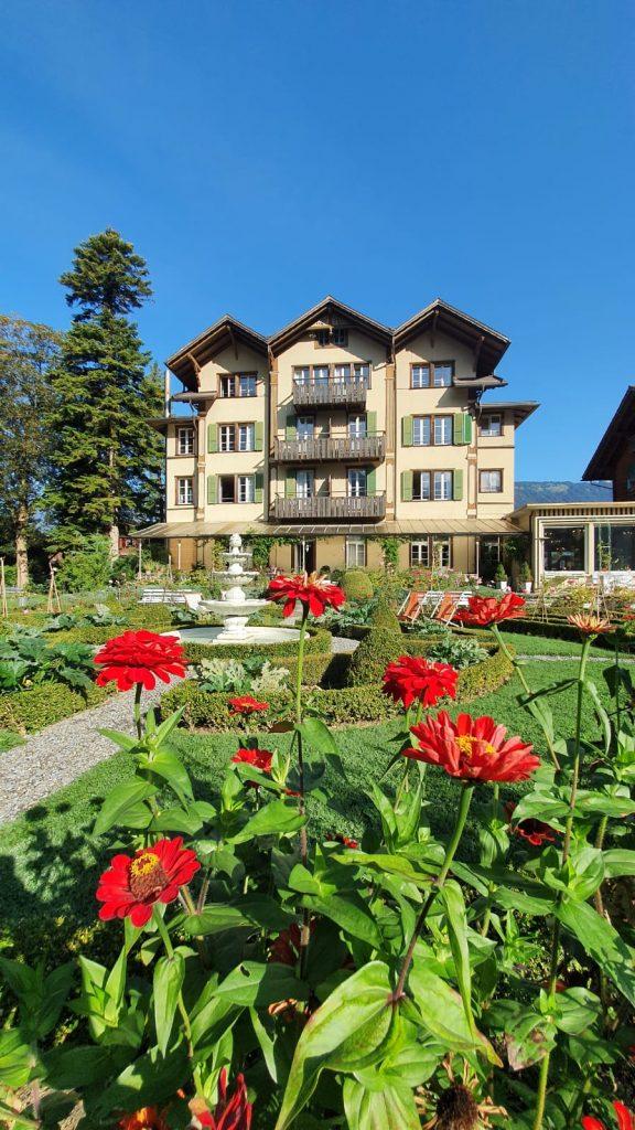 Een leuk hotel om de Jungfrau regio, Grindelwald, Interlaken, Lauterbrunnen te bezoeken.