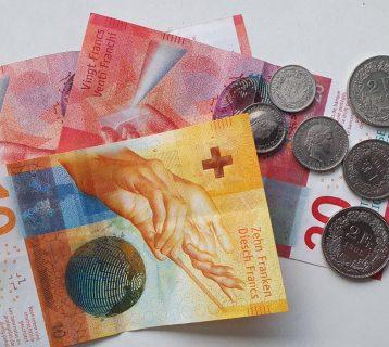 Zwitserse Franken